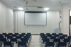 AV多機能ホール (Bix3F)